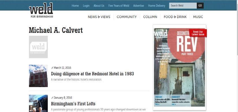 michael calvert